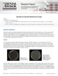 DentaPure Dental Waterlines Study
