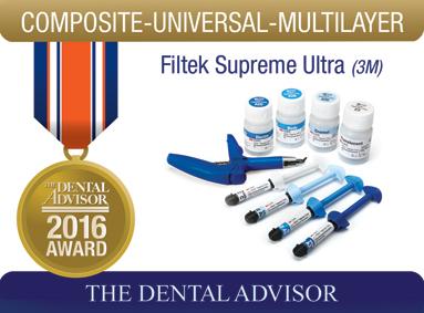 3M Filtek Supreme Ultra Universal Restorative (3M)
