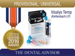 TDA-Provisional-Universal-Visalys Temp-Kettenbach