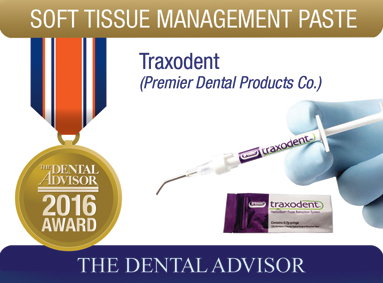 Traxodent Hemodent Paste Retraction System (Premier Dental Products Co.)