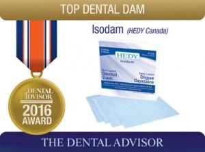 TDA-Top-Dental-Dam-Isodam-HEDY