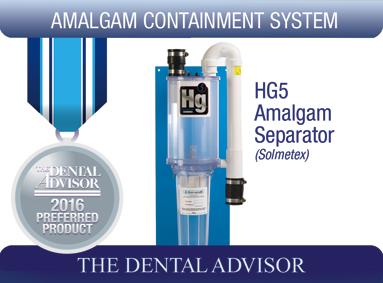 HG5 Amalgam Separator