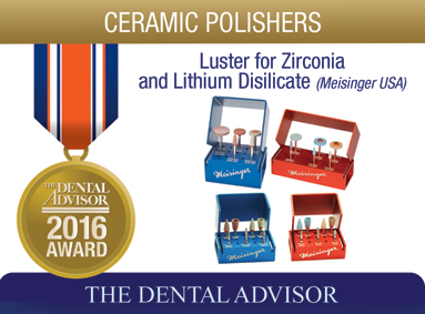Luster for Zirconia and lithium disilicate  (Meisinger USA LLC)
