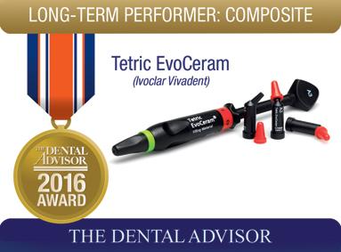 Tetric EvoCeram Long-Term Performer (Ivoclar Vivadent)