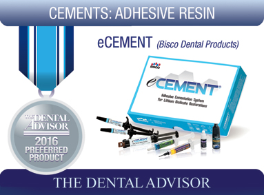 eCEMENT (Bisco Dental Products)