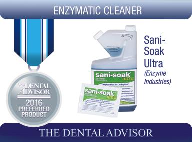 Sani-Soak Ultra (Enzyme Industries)