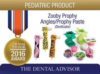 Zooby Prophy Angles (Denticator)