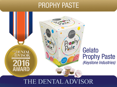 Gelato Prophy Paste (Keystone Industries)