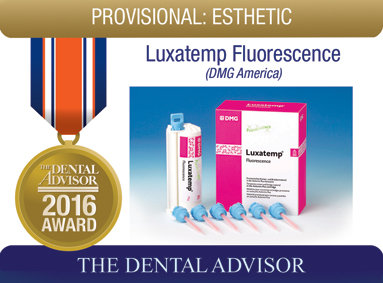Luxatemp Fluorescence (DMG America)