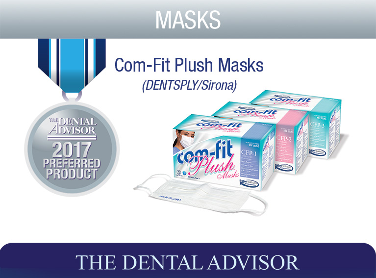 Com-Fit Plush Masks