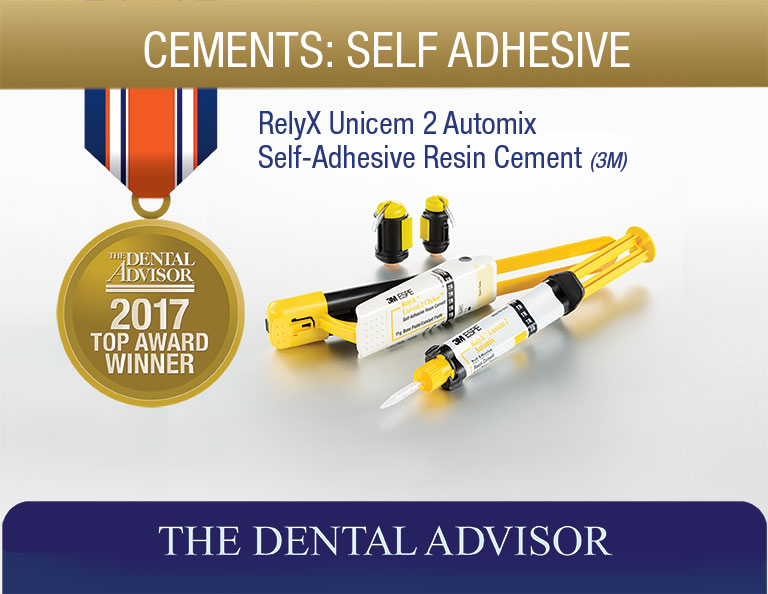 RelyX Unicem 2 Automix Self-Adhesive Resin Cement