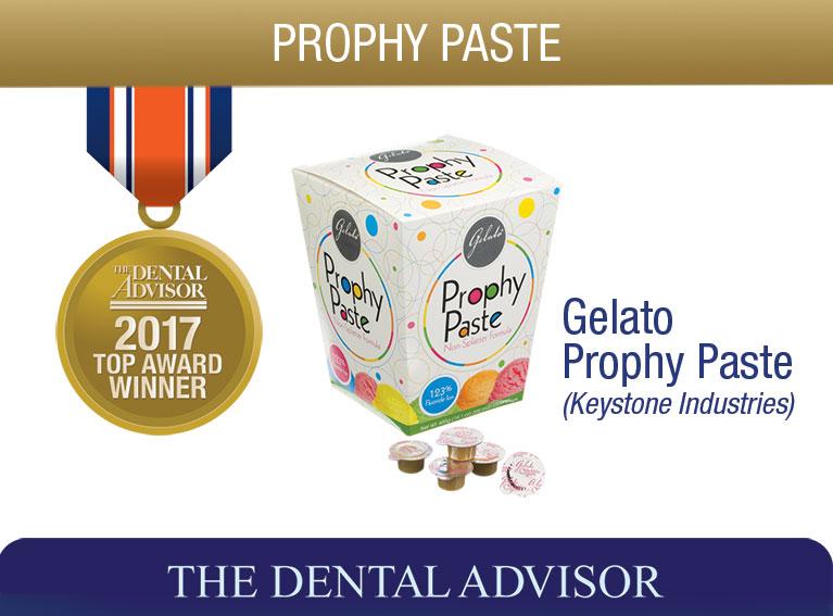 Gelato Prophy Paste