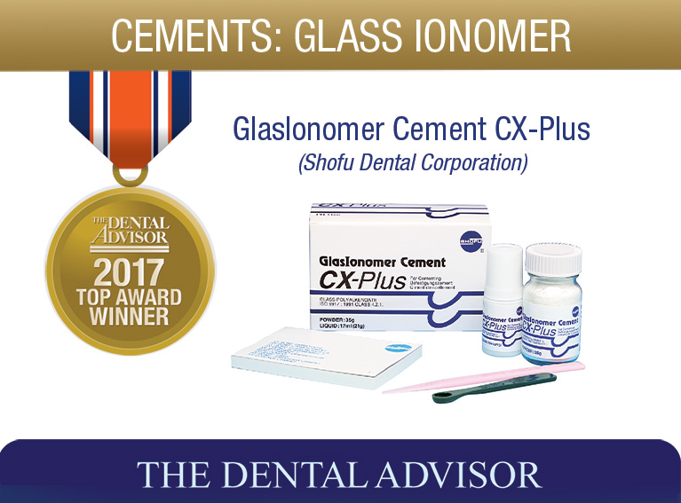 GlasIonomer Cement CX-Plus