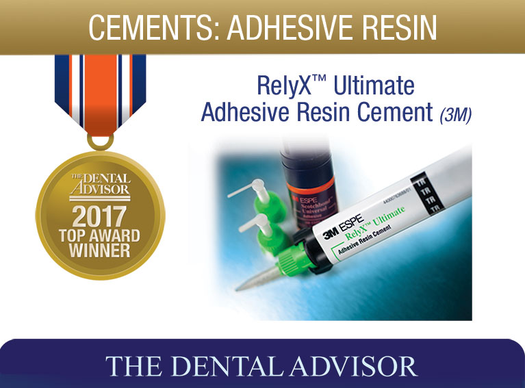 3M RelyX Ultimate Adhesive Resin Cement