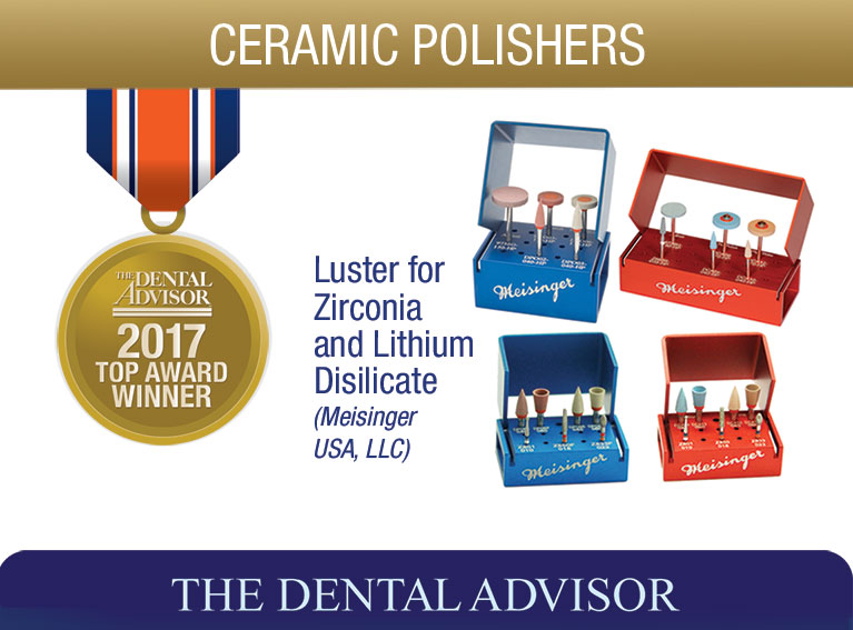Luster for Zirconia and Lithium Disilicate