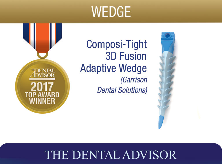 Composi-Tight 3D Fusion Adaptive Wedge