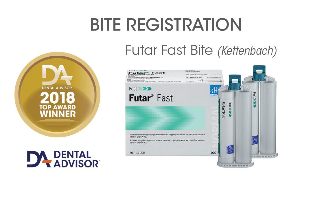 Futar® Fast Bite Registration Material