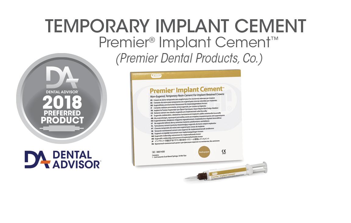 Premier® Implant Cement