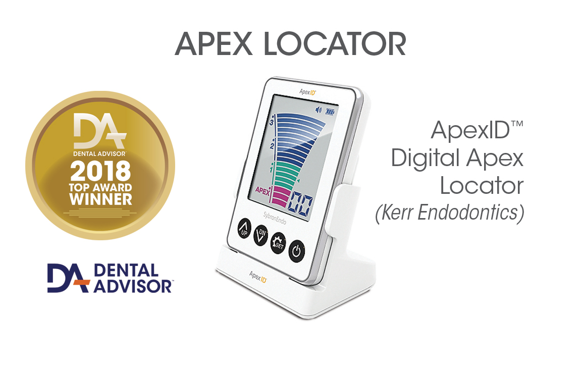 2018 Product Awards – The Dental Advisor