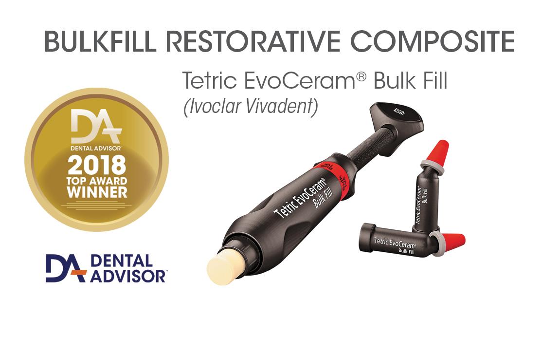 Tetric EvoCeram®  Bulk Fill
