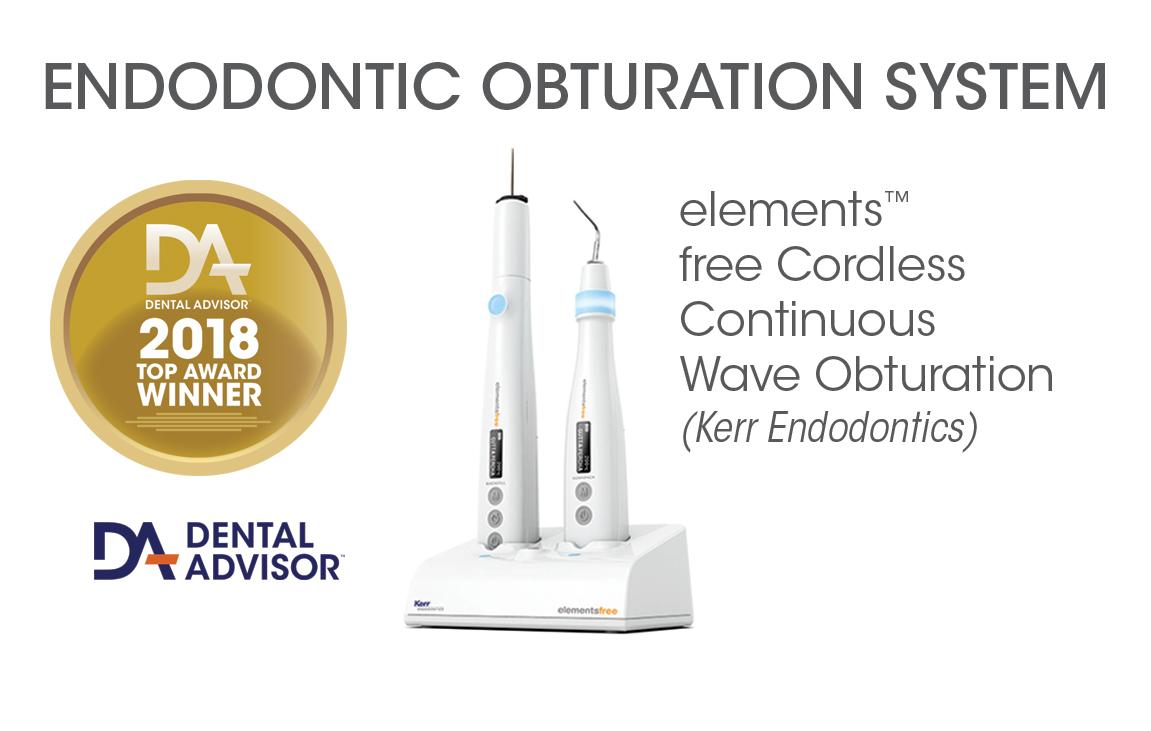 elements™ free Cordless Continuous Wave Obturation