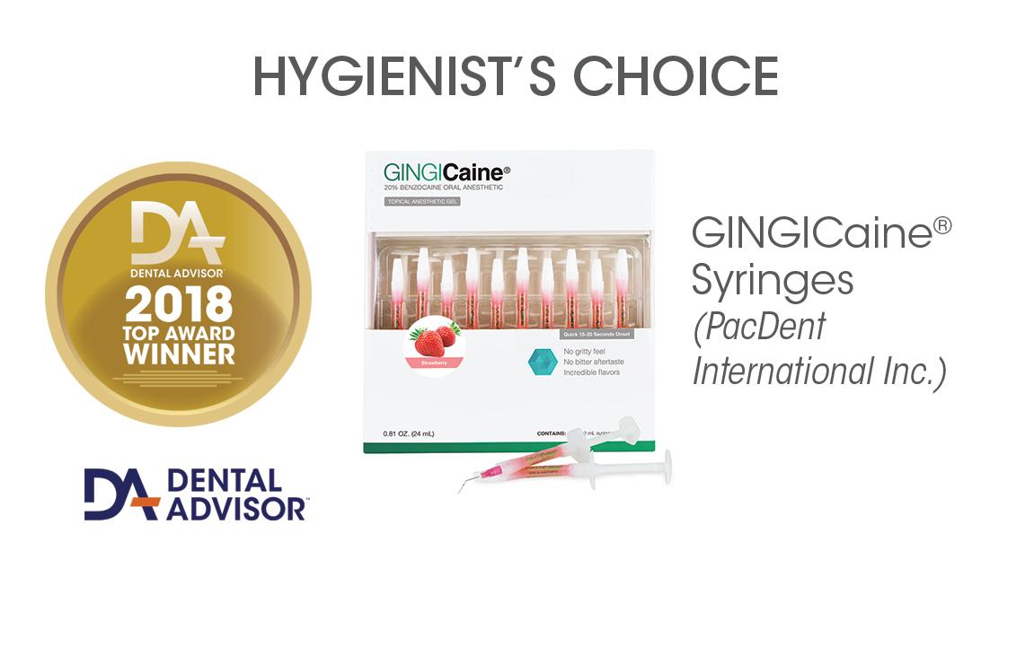 Gingicaine® Gel Syringes