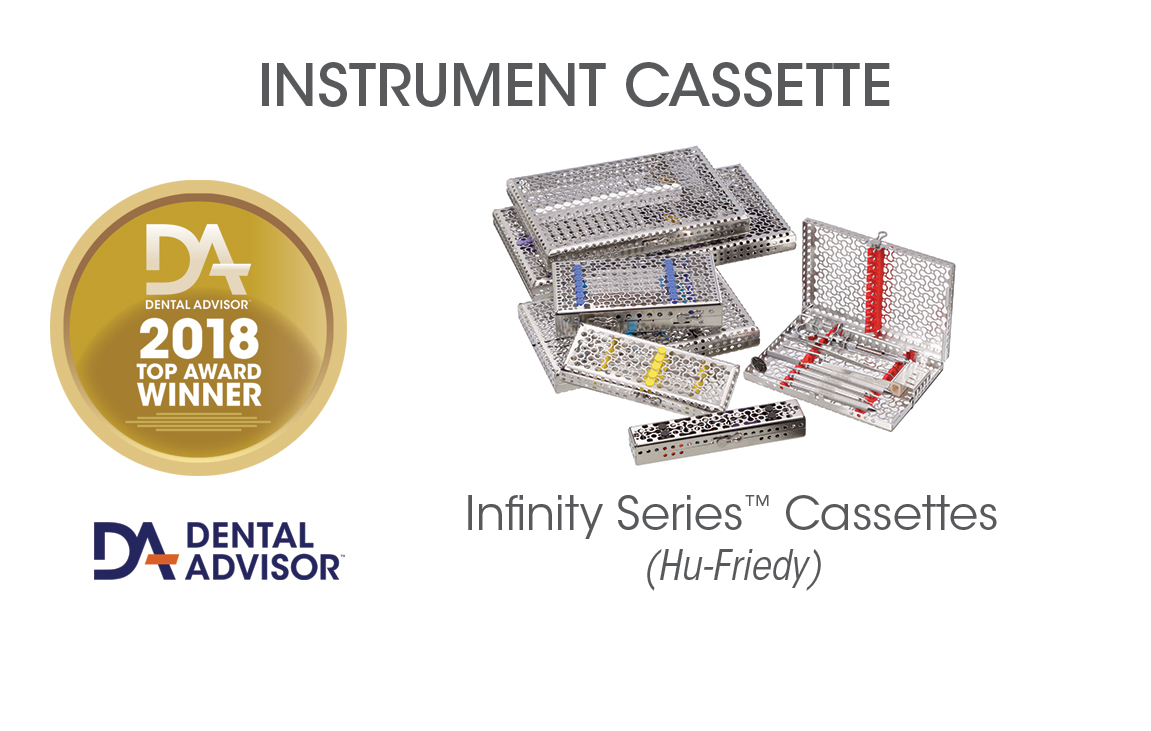 Infinity Series™ Cassettes