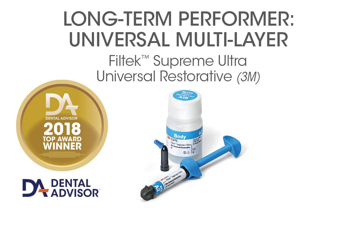 Filtek Supreme Ultra Universal Restorative
