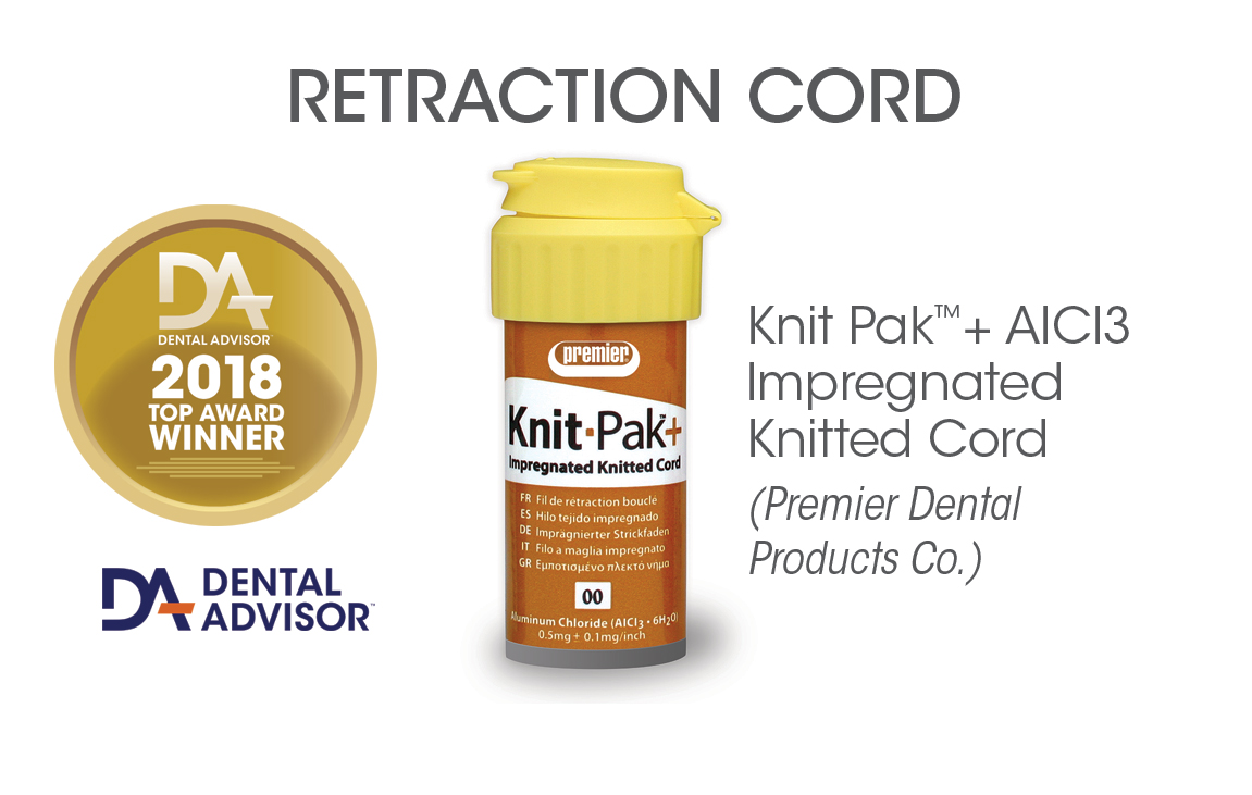 Knit-Pak+™AICI3 Impregnated Knitted Cord