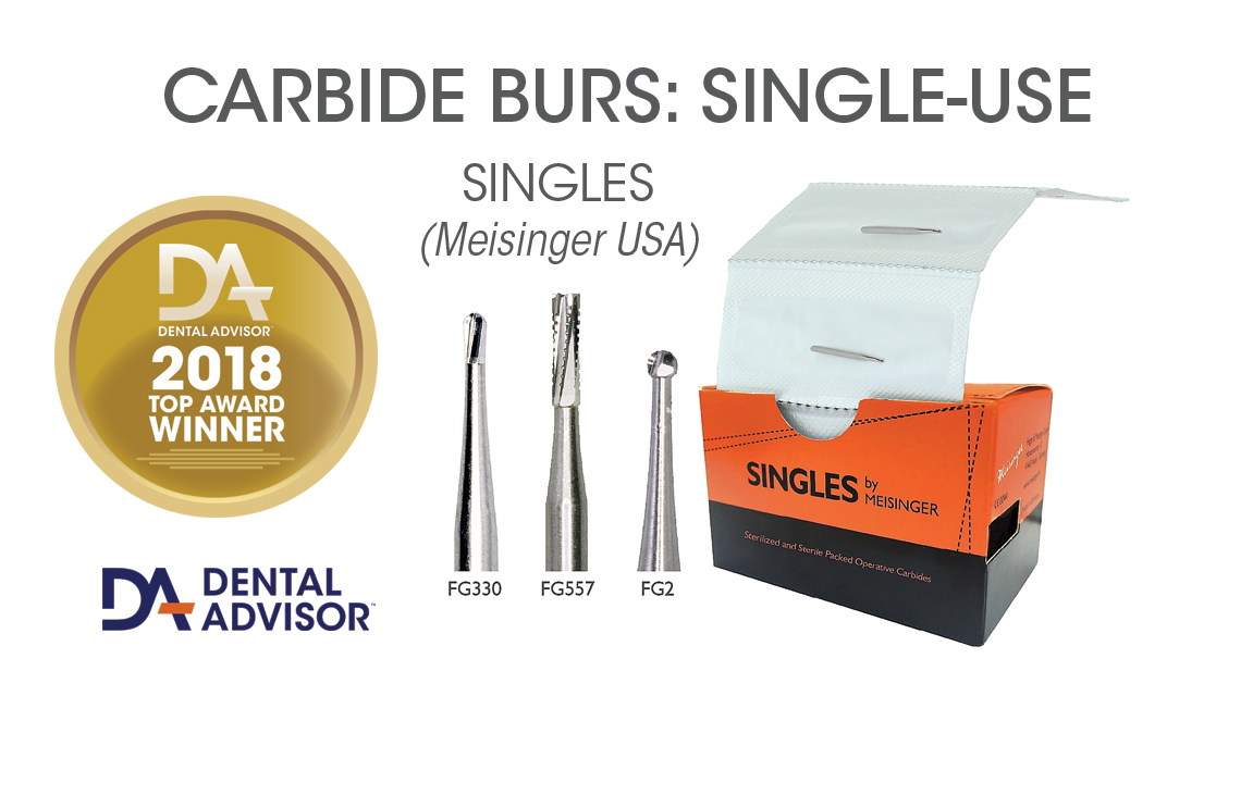 SINGLES (Carbides) by Meisinger