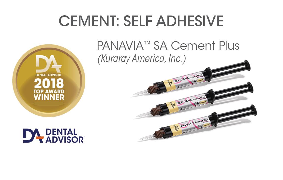 PANAVIA™  SA Cement Plus