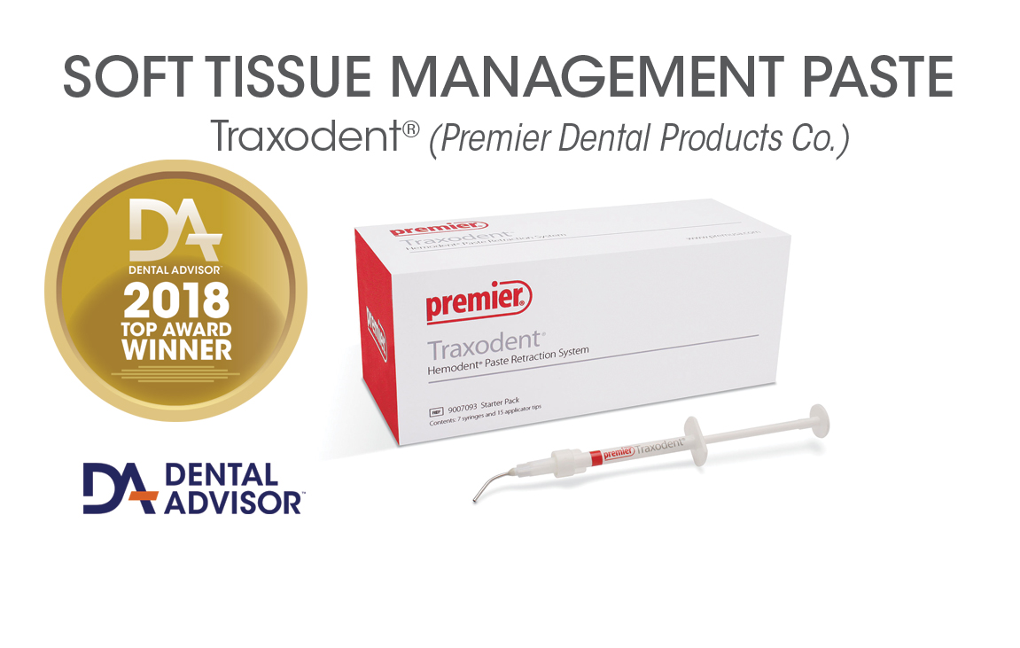 Traxodent® Hemodent Paste Retraction System