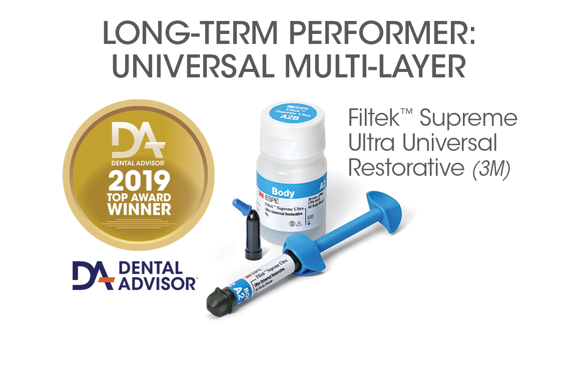 Filtek Supreme Plus and Ultra Universal Restorative