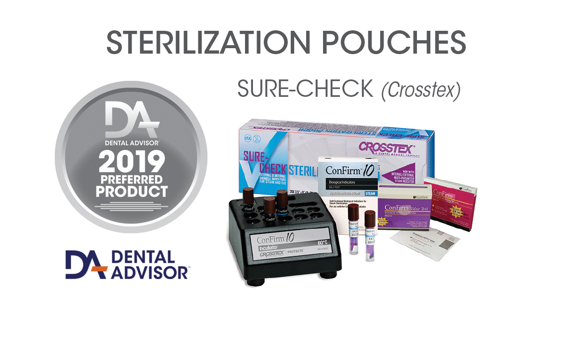 SURE-CHECK Sterilization Pouch