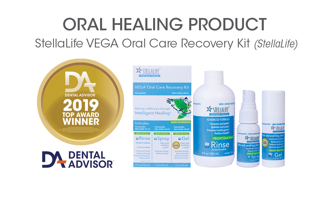 StellaLife®  VEGA®  Oral Care Recovery Kit