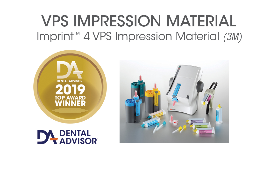 Imprint™ 4 VPS Impression Material