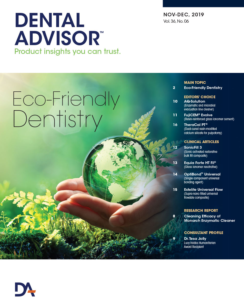 36-06 Eco-Friendly Dentistry