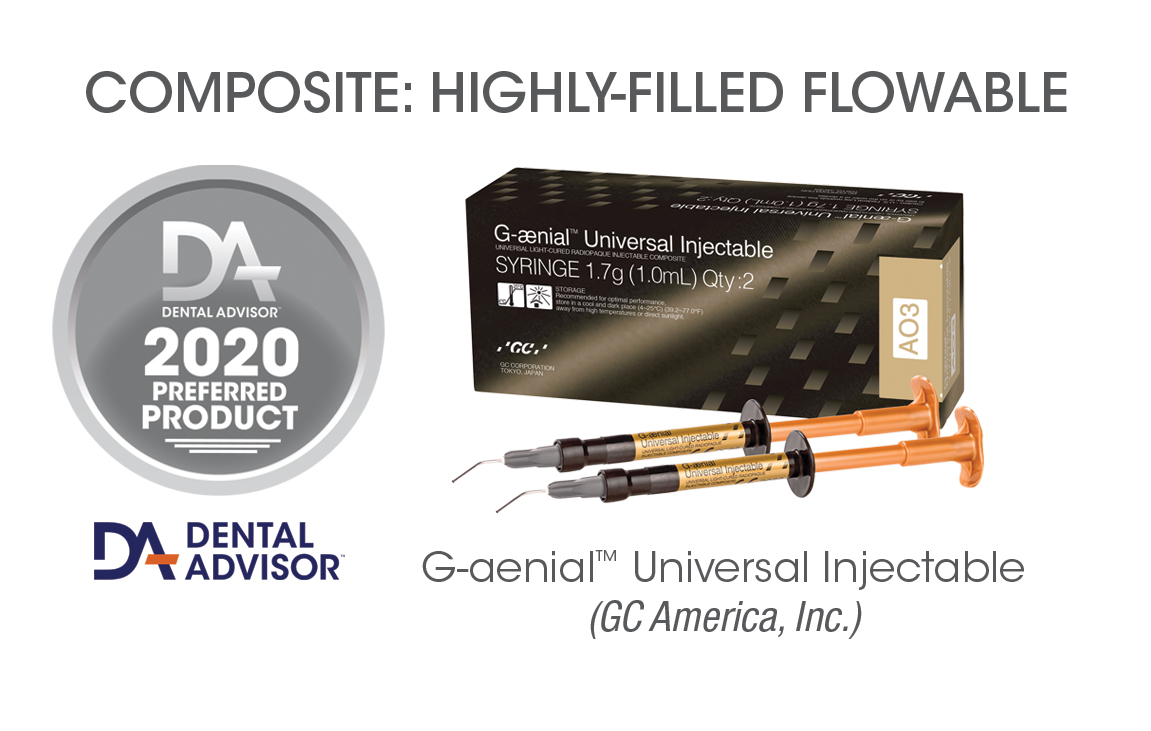 G-aenial Universal Injectable