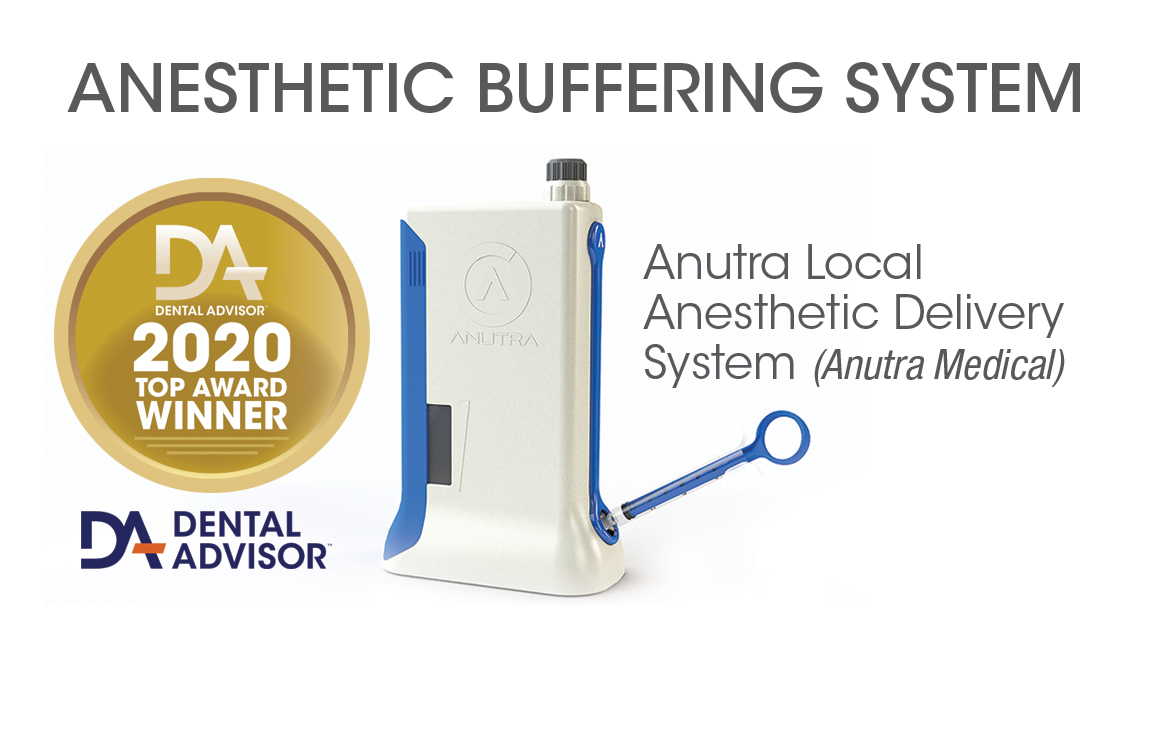 Anutra Local Anesthetic Delivery System