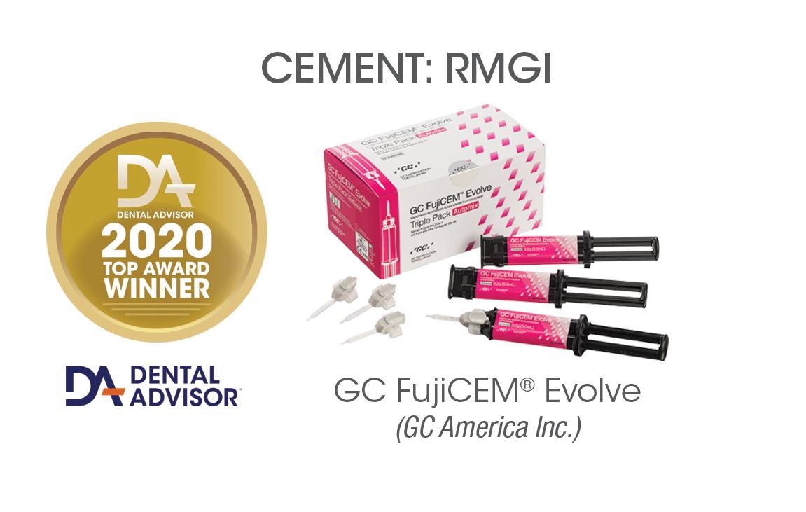 GC FujiCem Evolve