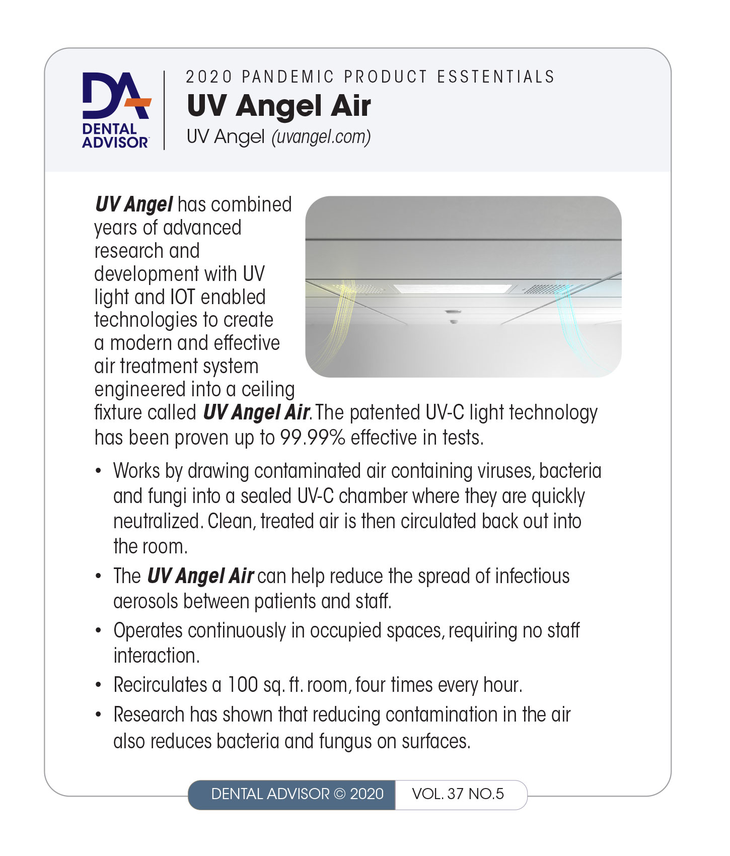 UV-Angel-Air