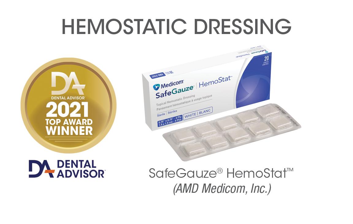 SafeGauze HemoStat