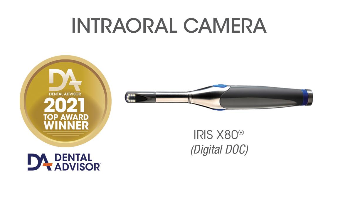IRIS X80 Intraoral Camera