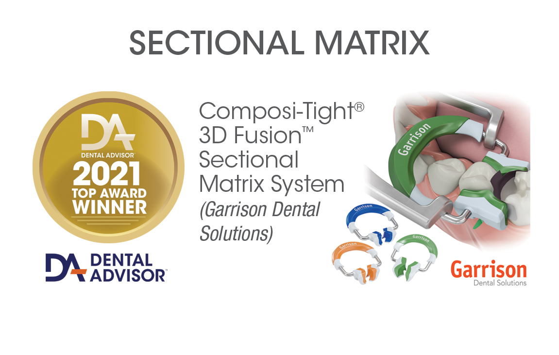Composi-Tight 3D Fusion Sectional Matrix System